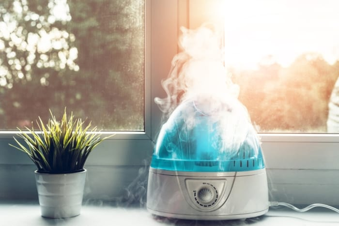 benefits of cool mist humidifiers