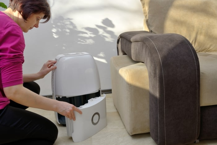 disadvantages of a dehumidifier