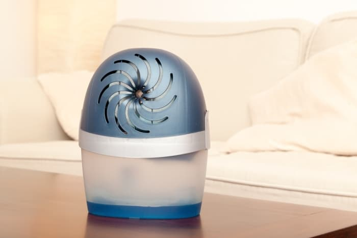 is a dehumidifier bad for your health