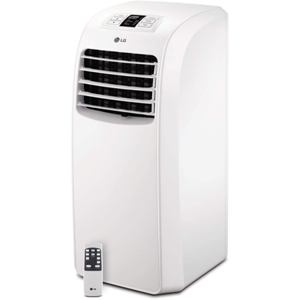 LG Electronics LP0814WNR 115-volt Portable Air Conditioner
