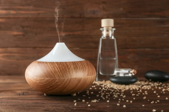how to clean essential oil diffusers