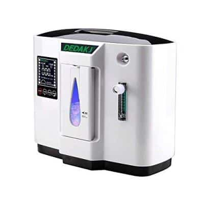 smallest portable oxygen concentrators