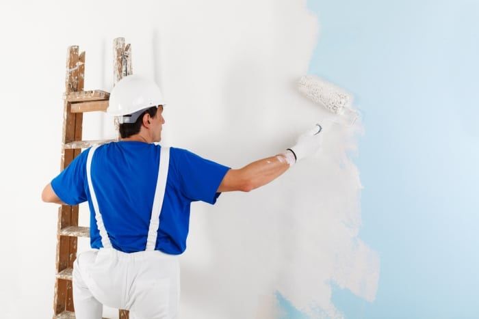 how to get rid of paint smell in house