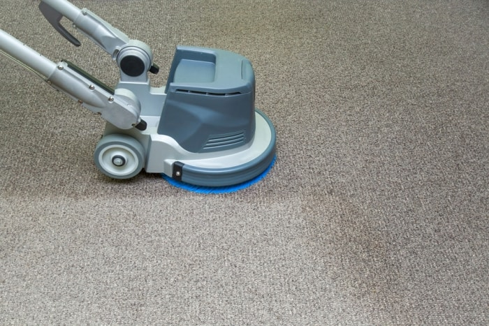smallest carpet cleaners shampooers