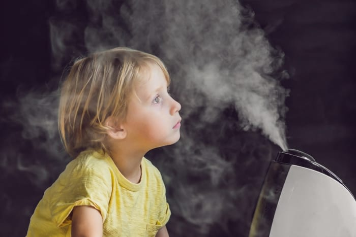 is a humidifier good for asthma