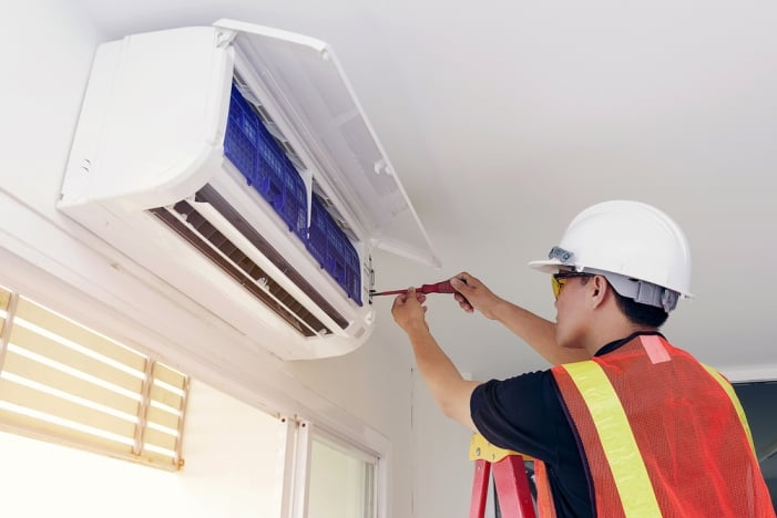 how often should air conditioners be serviced