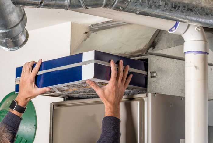 how often to change furnace filters