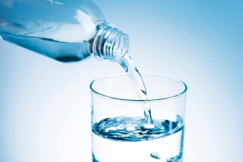 can you drink deionized water